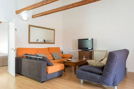 New LOFT, just refurbished, wifi - Madrid - Apartment