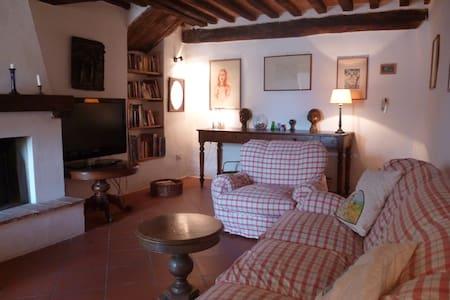 Appartamento in borgo toscano!!! - Leilighet