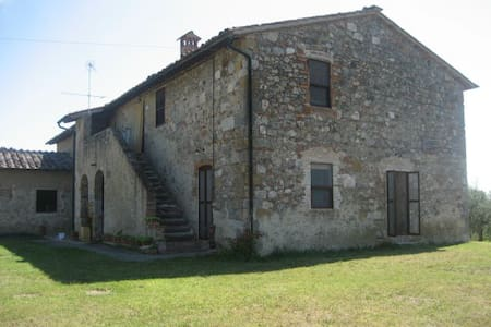Farmhouse in the Tuscan countryside - Hus