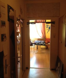 58 qm! 15 minutes in the city, whole apartment - Wien - Apartment