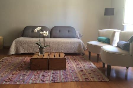Appart 1 chambre en vielle ville - Sion - Apartment