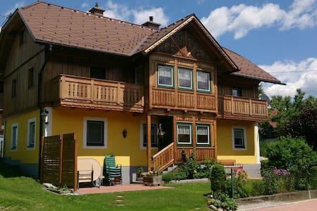 Landhaus Tippl kleines Appartement - Maison