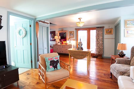 Cozy Cottage in Kittery Foreside - Kittery - House