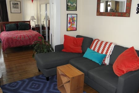 Colorful 1 br Apartment in Nob Hill