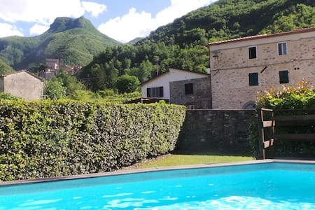 Tuscan Apartment with Pool, Monzone - Monzone - Apartment