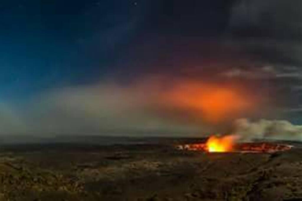 Volcano in Hilo