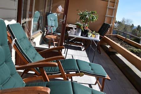 Stor 2 roms på 76 kvm i Oslo - Oslo - Apartamento
