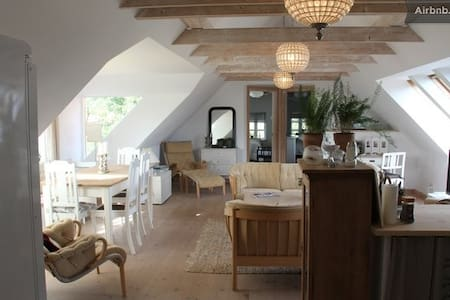 Lejlighed m.udsigt til Danmarks højeste punkt - Bed & Breakfast