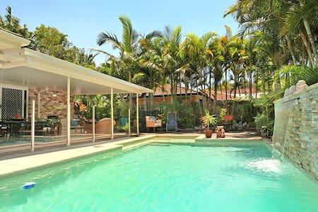 Tropical paradise Bed n Breakfast - Yaroomba