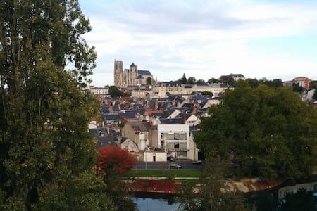 Studio refait à neuf vue sur Cathédrale - Apartment