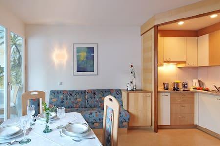 Apartment 75qm mit Wellness Ahrntal - Apartment