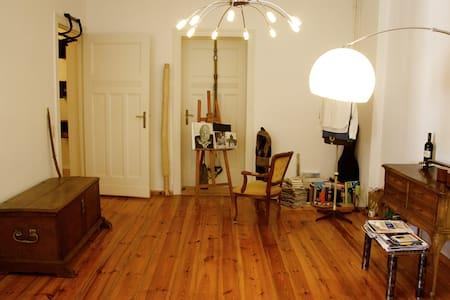 Privat room - central and quiet - Berlin - Leilighet