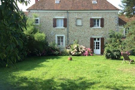 FERME JEAN GROGNE - Fontenay-Trésigny - Dům