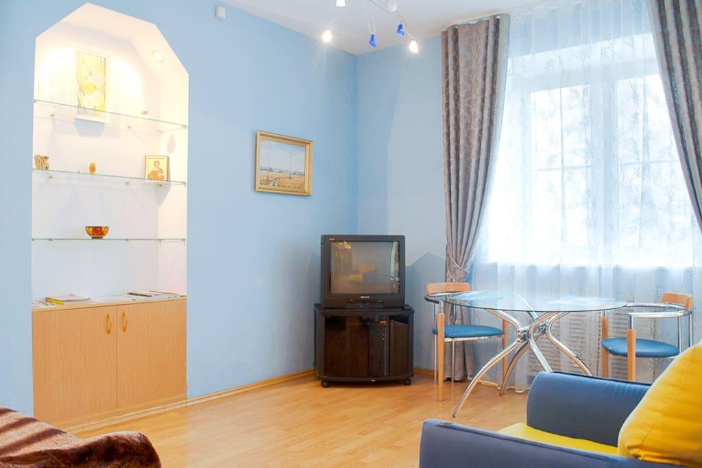 гостиная | living room