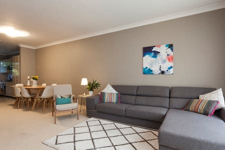 Private room in Cammeray Oasis 10 mins to the City - Naremburn - Appartamento
