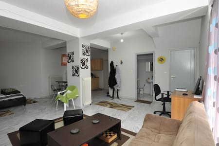 Cosy and comfortable studio 2 - Rethymno - Apartment