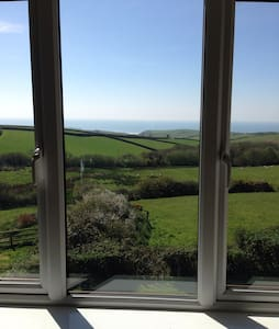 Stunning coastal location. - Bude - Casa
