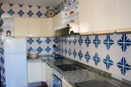 Nice apartment 400m from the beach - Wohnung