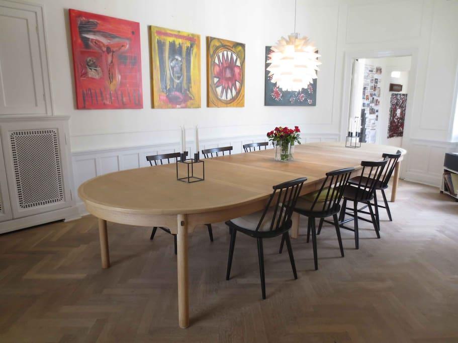 Værelse m. hems i herskabslejlighed   apartments for rent in aarhus