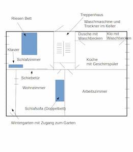 in 3. Reihe in Kronshagen versteckt - Apartment