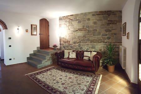 Casa Leonardo vicino a Firenze Prato e Pistoia - Maison de ville