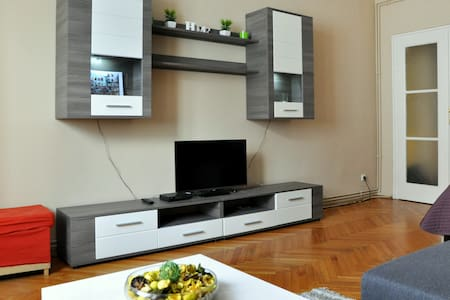 Lovely flat close to Heroes square - Budapest - Appartement