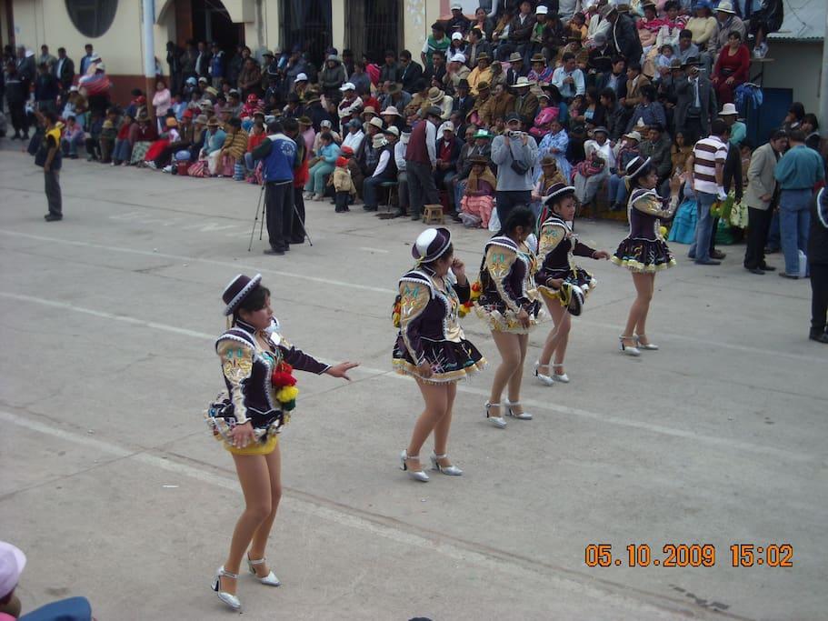 bienvenidos a puno, lago titicaca