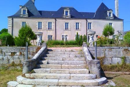 Château Sainte Marie - Dompierre-sur-Charente