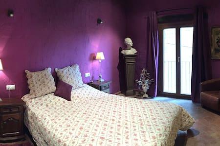 Suite a Figueres,Dali,Cadaqués,GR10,Plage&Golf15km - Rabós