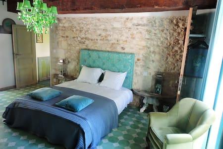 'La Ménagerie'~  chambre d'hôtes,B&B 'La Fauverie' - Châteauvieux