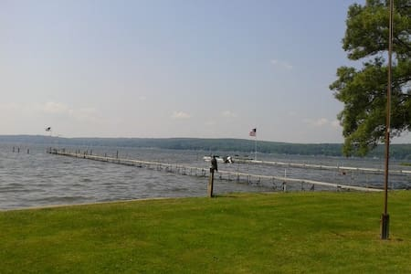 Lakefront Cottage - Bemus Point - House