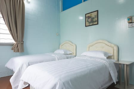 Room 1 - Kota Kinabalu - Szoba reggelivel