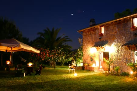 CHARMING COUNTRYHOUSE CLOSE TO ROME - Villa