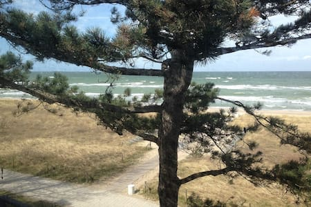 Ferienwohnung am Ostseestrand - Selveierleilighet