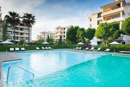 QUIET OASIS CLOSE TO THE BEACH - Palma - Apartment