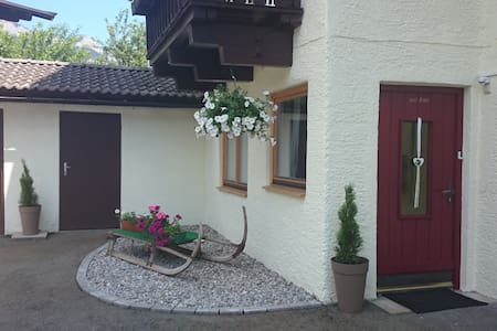 Haus Alpenrose apartment Molly - Daire