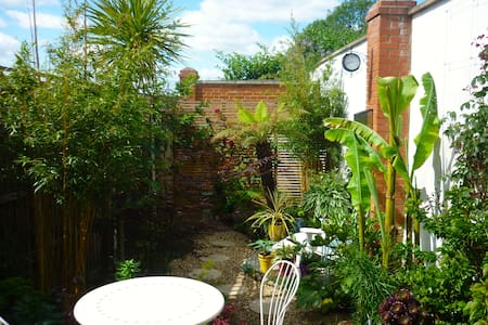 Beautiful Garden Flat, SE London - Apartamento