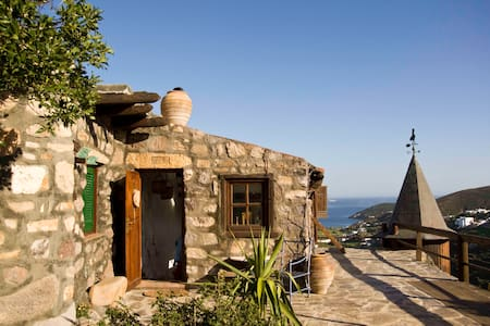 Patmos Eco House - EOT 2051 - 獨棟