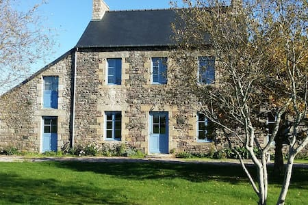 Lehen Guesthouse, 2km from the sea - Plurien - Casa