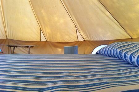 Yoga e cultura in Sicilia - Tent