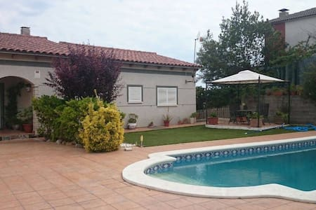 Fabulous villa with swimming pool - Calafell - Villa