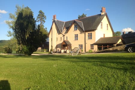 Dog Friendly Highmead Usk Valley - Abergavenny - Bed & Breakfast