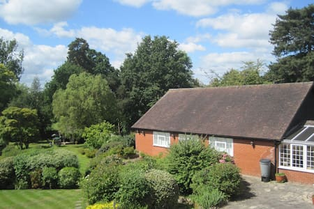 Lavender Cottage beautiful gardens - Yalding - Dom