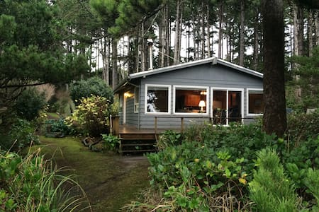 Beautiful Cottage with Ocean Views - Seal Rock - House