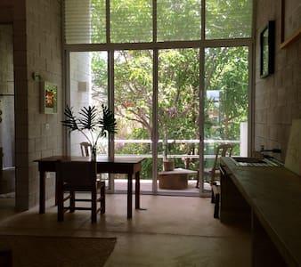 Modern artist studio in Centro - Merida