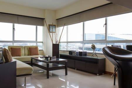 SUITE AMOBLADA FRENTE MALL DEL SOL - Guayaquil - Condominio