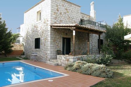 Traditional Cretan Villa Christina - Iraklio - Villa