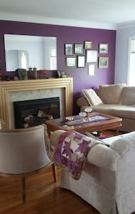 Homieness, comfort and relaxed adult atmosphere - Sarnia - Huis