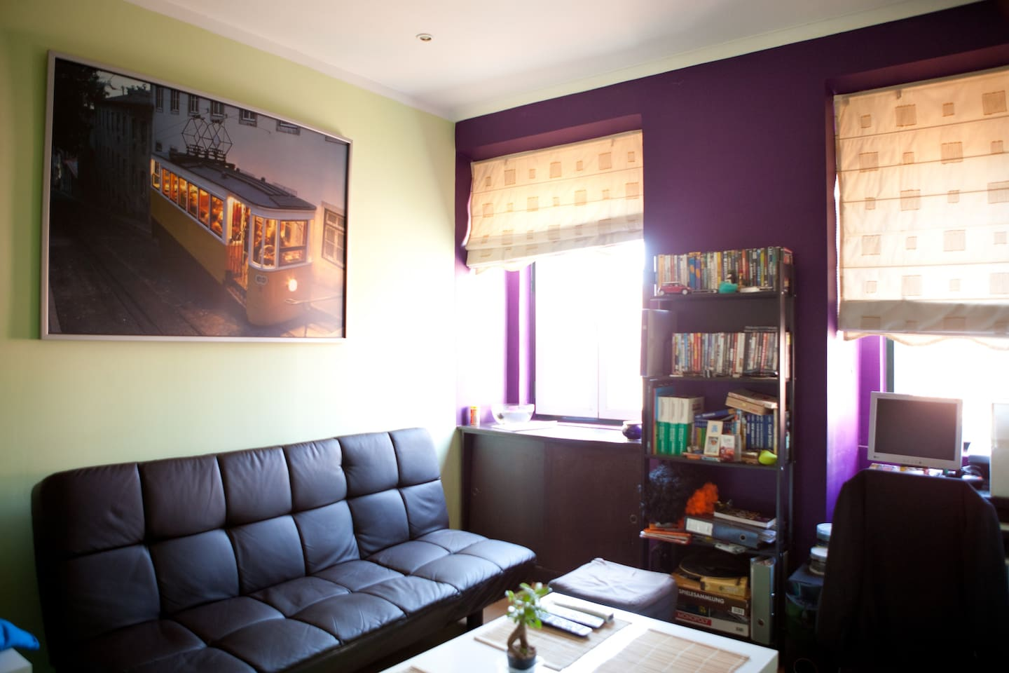 Lovely equipped flat in city centre