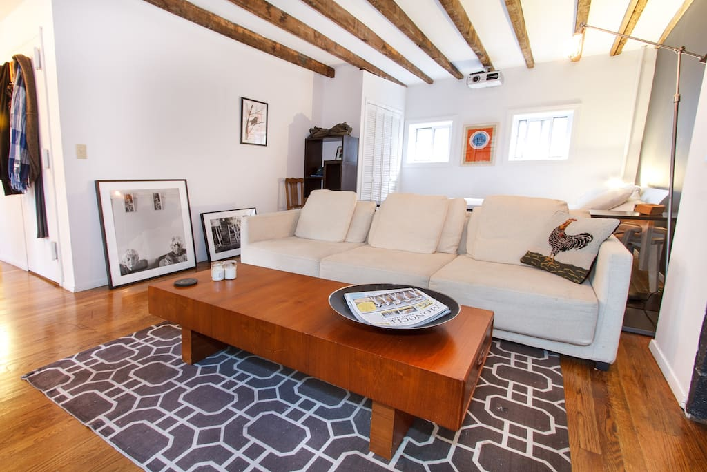 Chic & Spacious in heart of Nolita!